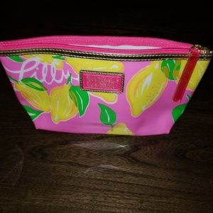 New Lily Pulitzer makeup bag